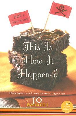 This Is How It Happened by Jo Barrett
