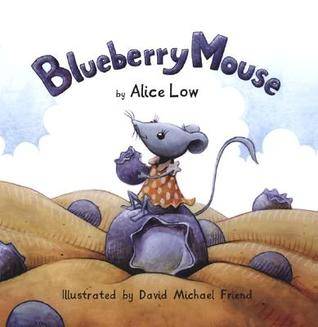 Blueberry Mouse by Alice Low