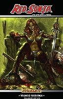 Red Sonja Volume 9: Queen Sonja Hc