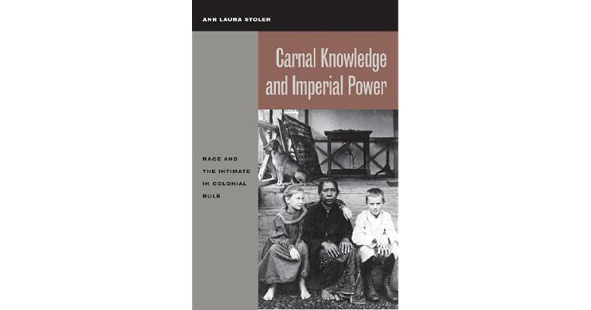 Carnal Knowledge and Irony Essay