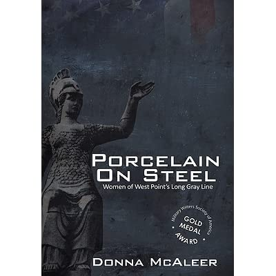 Porcelain On Steel | Women of West Points Long Gray Line