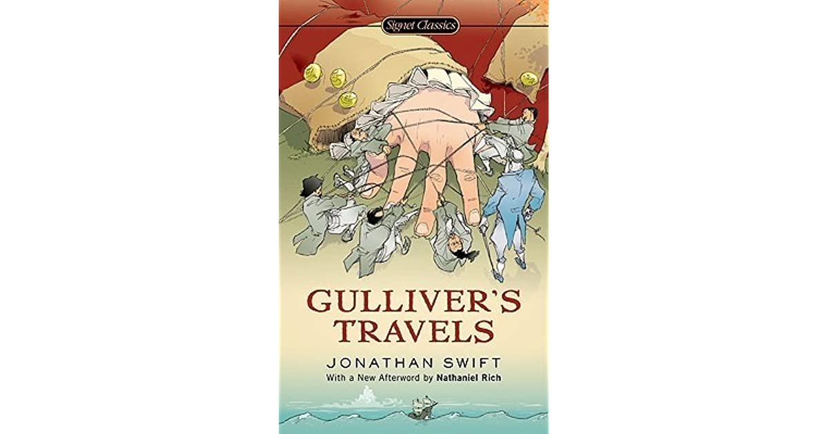 a portrayal of english society in gullivers travels by jonathan swift In gulliver's travels by jonathan swift  land of brobdingnag  to gain any position of authority or to be considered an expert in english society.