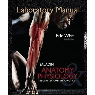 Wise Anatomy And Physiology Lab Manual - Wiring Diagram •