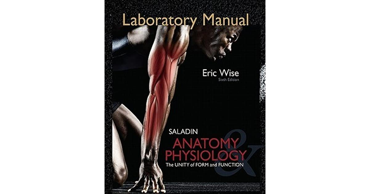 Increíble Anatomy And Physiology Textbook Saladin Componente ...
