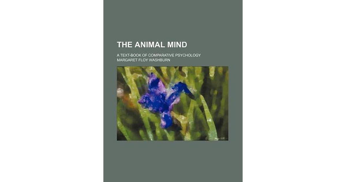 the animal mind washburn
