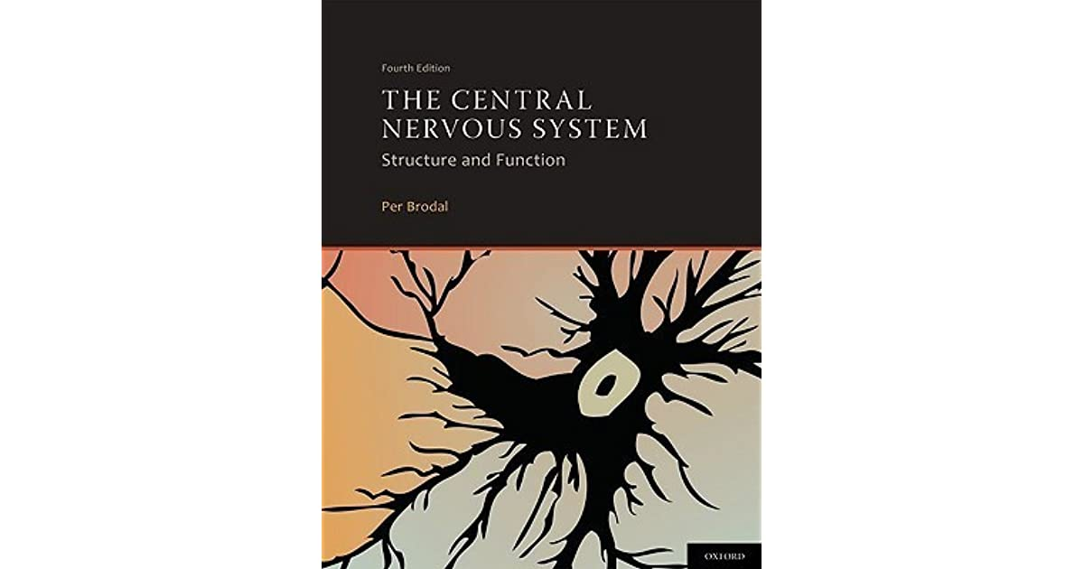 Topp The Central Nervous System: Structure and Function by Per Brodal UJ-36