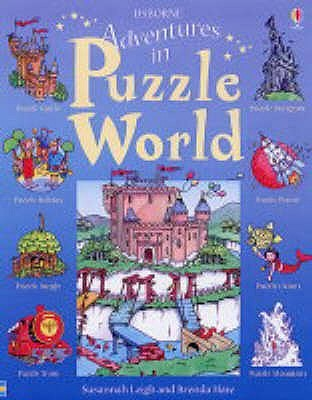 Adventures In Puzzle World: 8 Adventures (Puzzle Adventures)