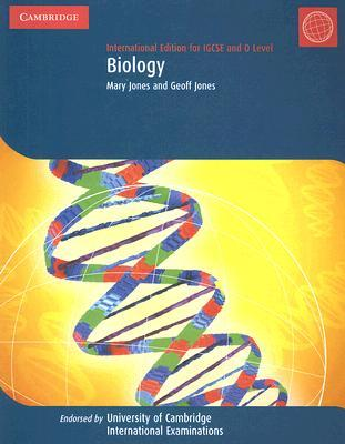 Biology for IGCSE and O Level International Edition by Mary