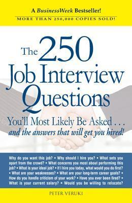The 250 Job Interview Questions You