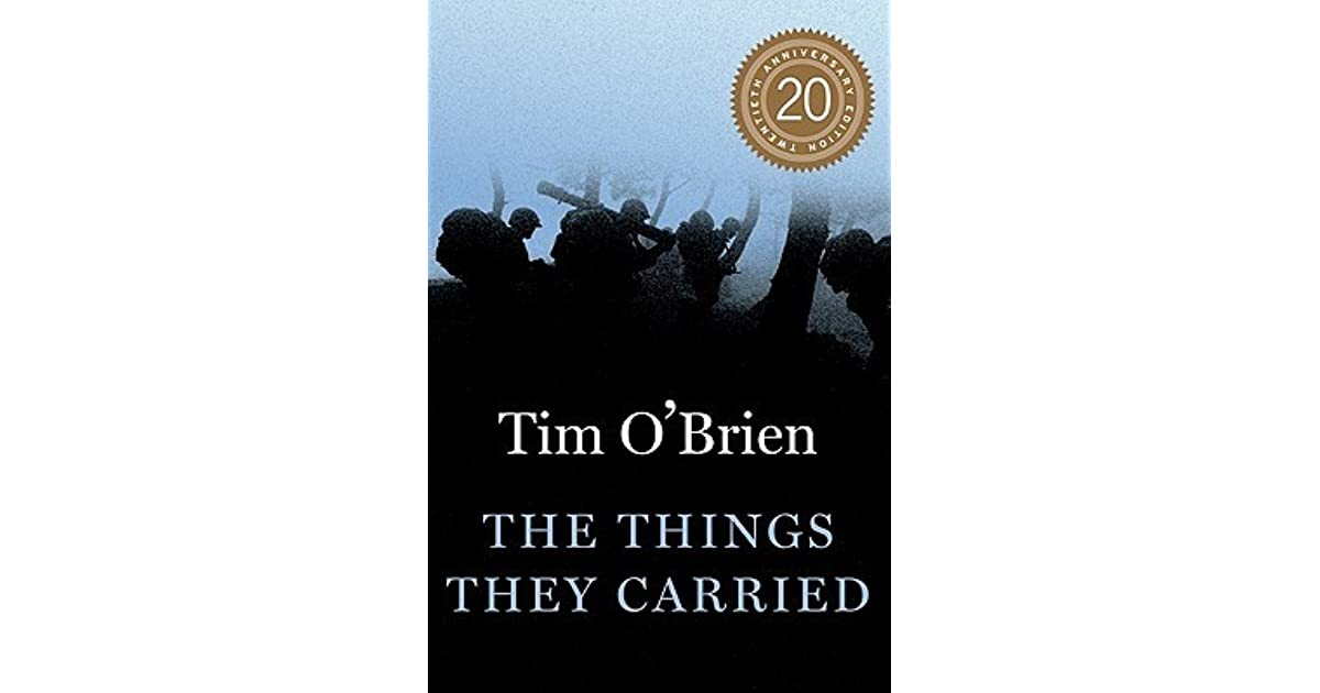 the things they carried by tim obrien 2 essay