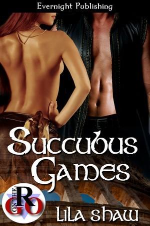 Succubus Games (The Succubus Chronicles)