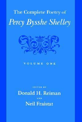 the complete poetry of percy b Shelley