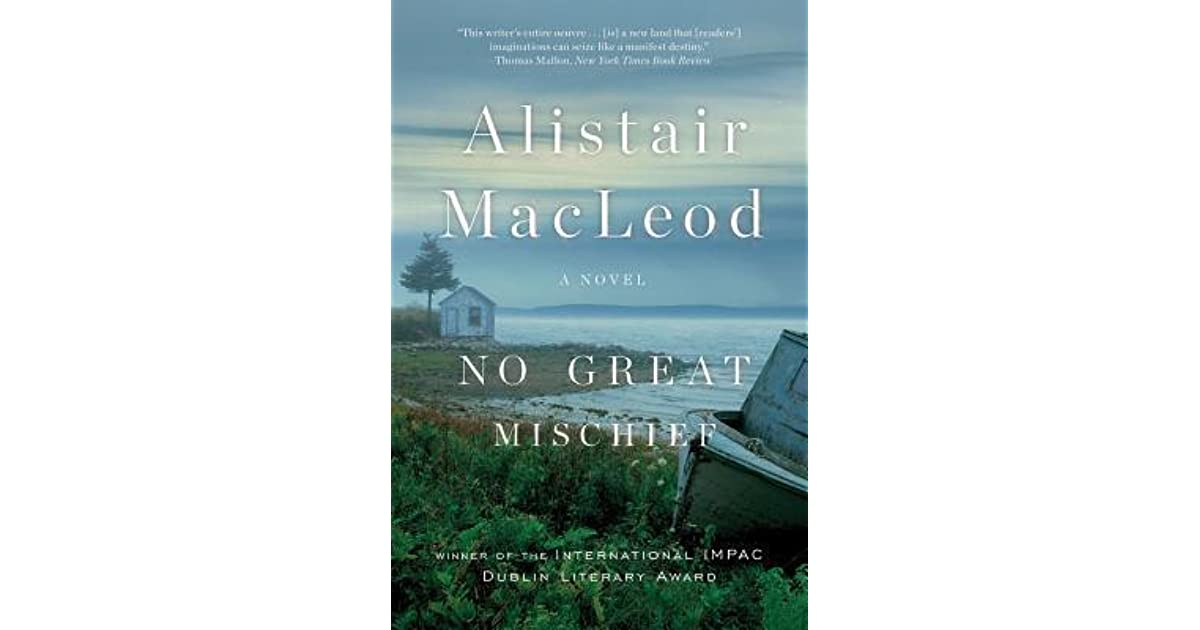 the return alistair macleod Island: the complete stories alistair macleod 446pp, jonathan cape, £1699 a mystery, a glow of unrecognisability, hangs over the work of alistair macleod.