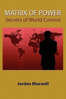Book cover Jordan Maxwell MATRIX OF POWER