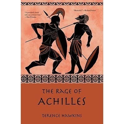 the rage that drives achilles That is how the whole of european literature begins: singing the virile rage of achilles portnoy's complaint doesn't date because el james wrote fifty shades of grey.