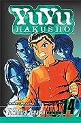 Yu Yu Hakusho, Volume 14: A Bloody Past!!
