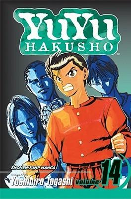 Yu Yu Hakusho, Volume 14: A Bloody Past!! (Yu Yu Hakusho, #14)