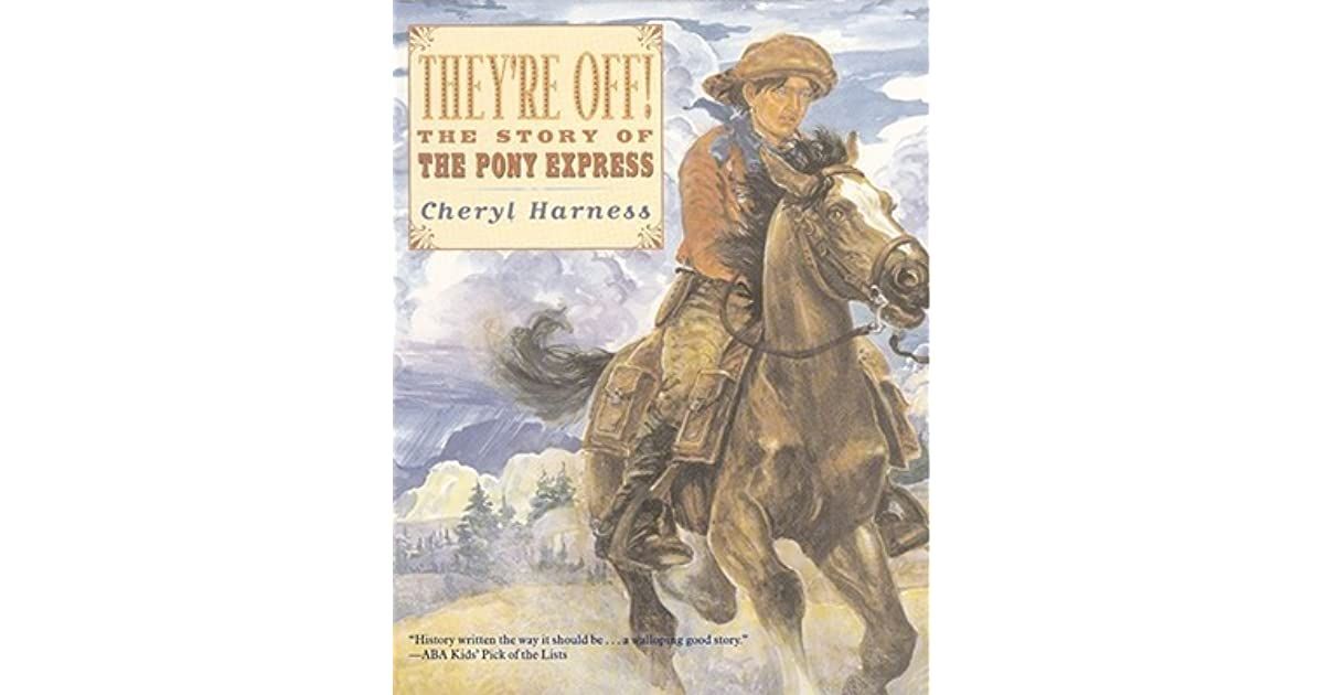 a history of the pony express The history of the oregon trail and the pony express dvd breathtaking photography, live re-enactments, illustrated maps and rare photographs make these award-winning historical adventures come to life from marshall publishing.