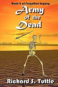 Army of the Dead (Forgotten Legacy, #8)