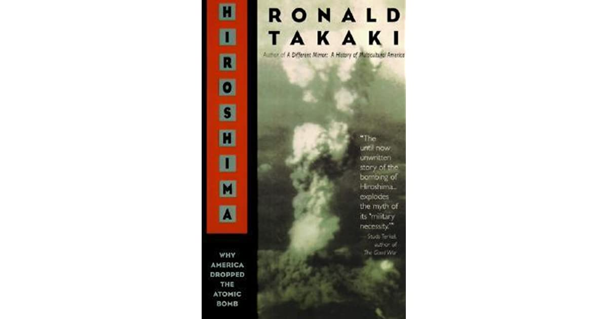 should america have dropped the atomic bomb essay