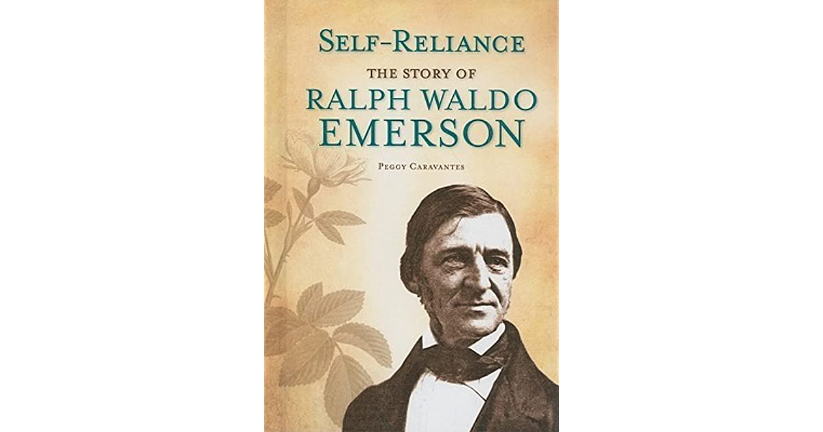 self reliant of emerson