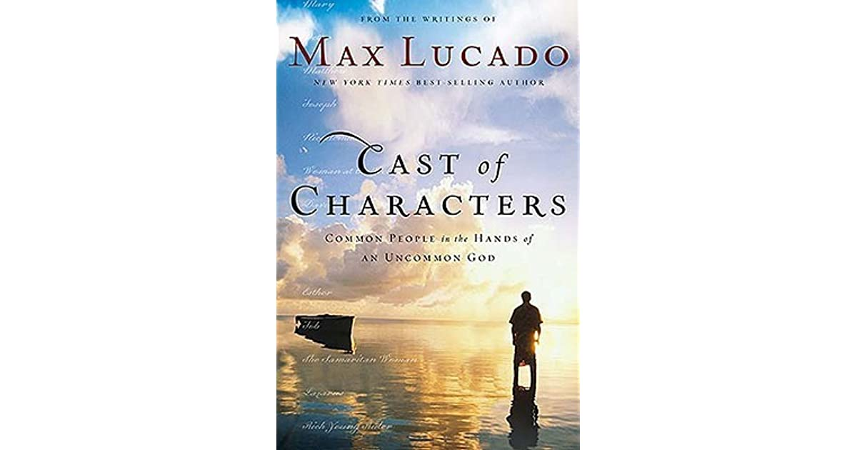 the uncommon reader characters