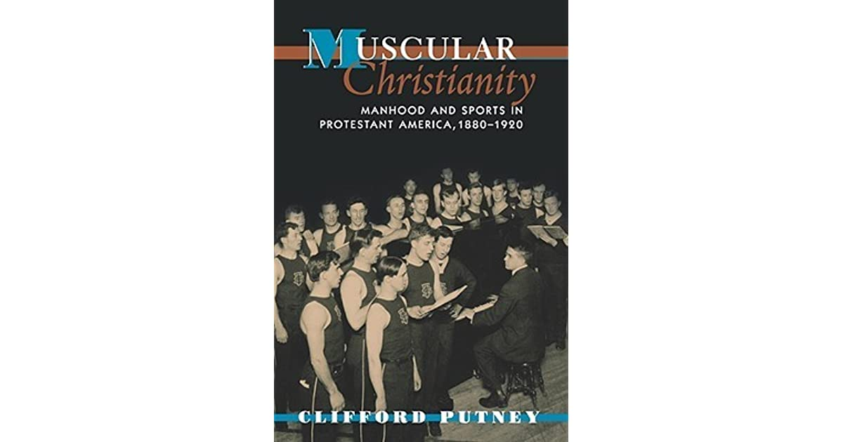 Muscular Christianity : Embodying the Victorian Age