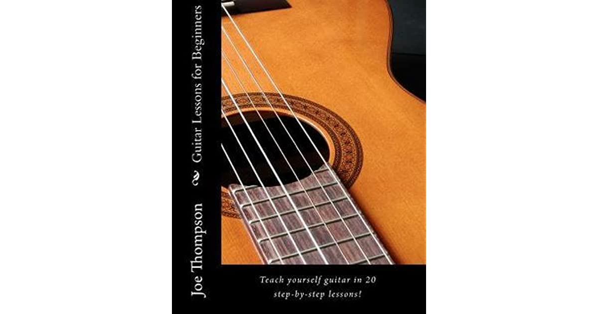 Guitar Book for Adult Beginners Teach Yourself How to