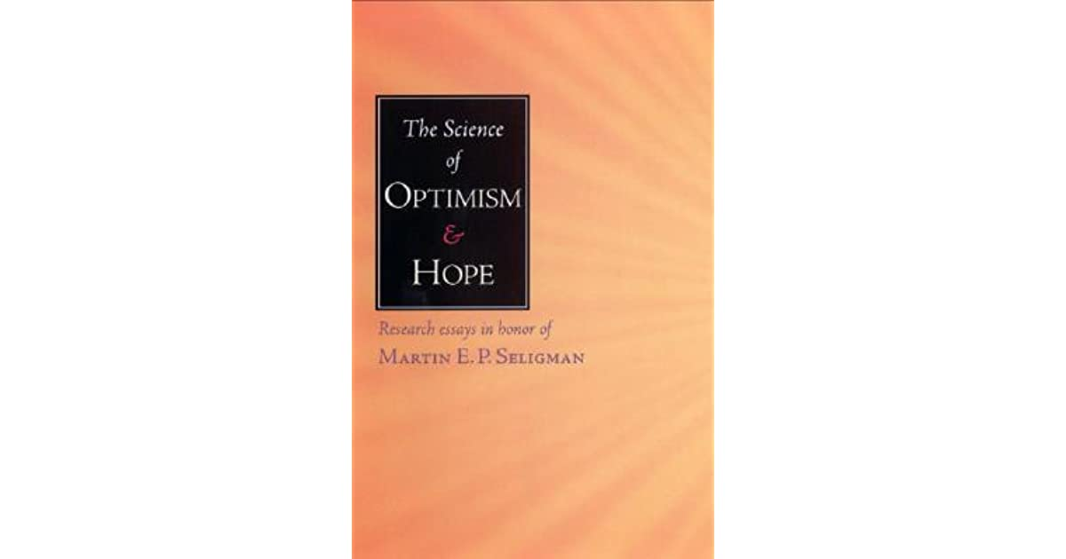 learned optimisim essay