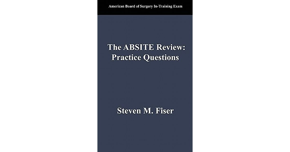 Absite Review Book