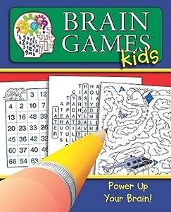 Brain Games Kids #1: Power Up Your Brain!