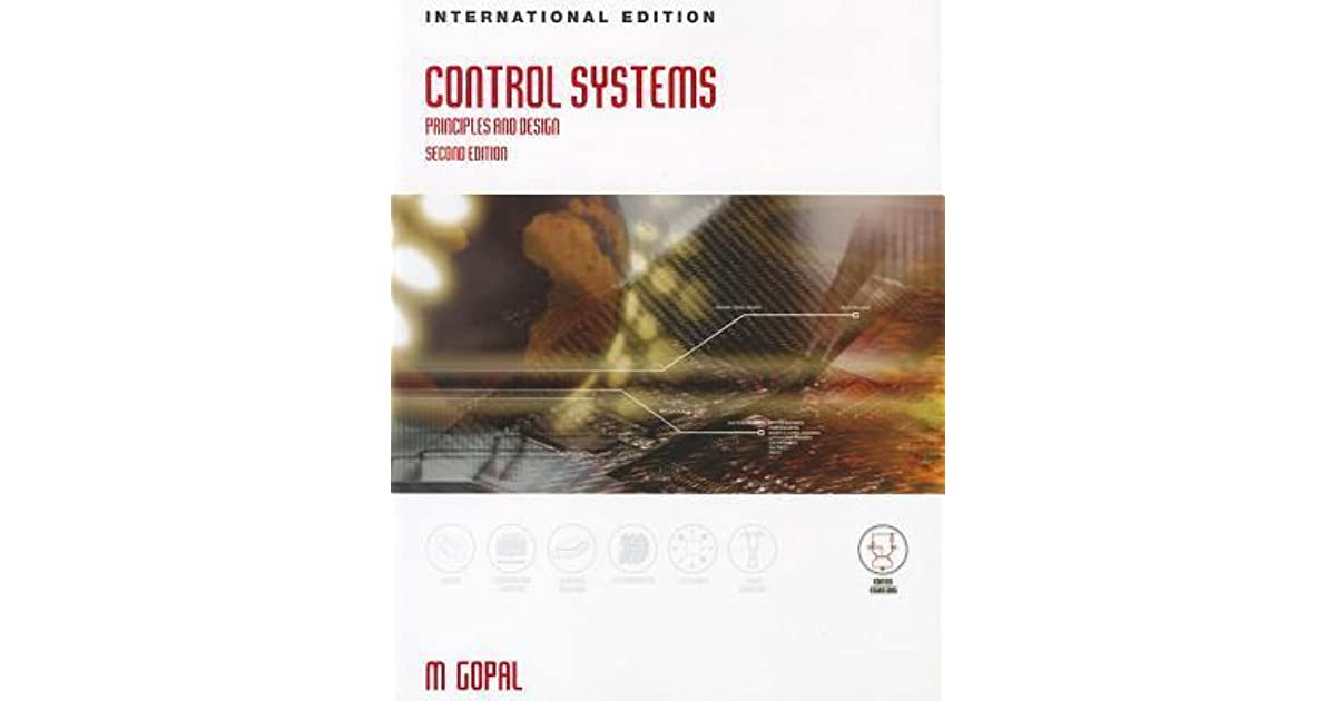 Control Systems Principles And Design By M Gopal