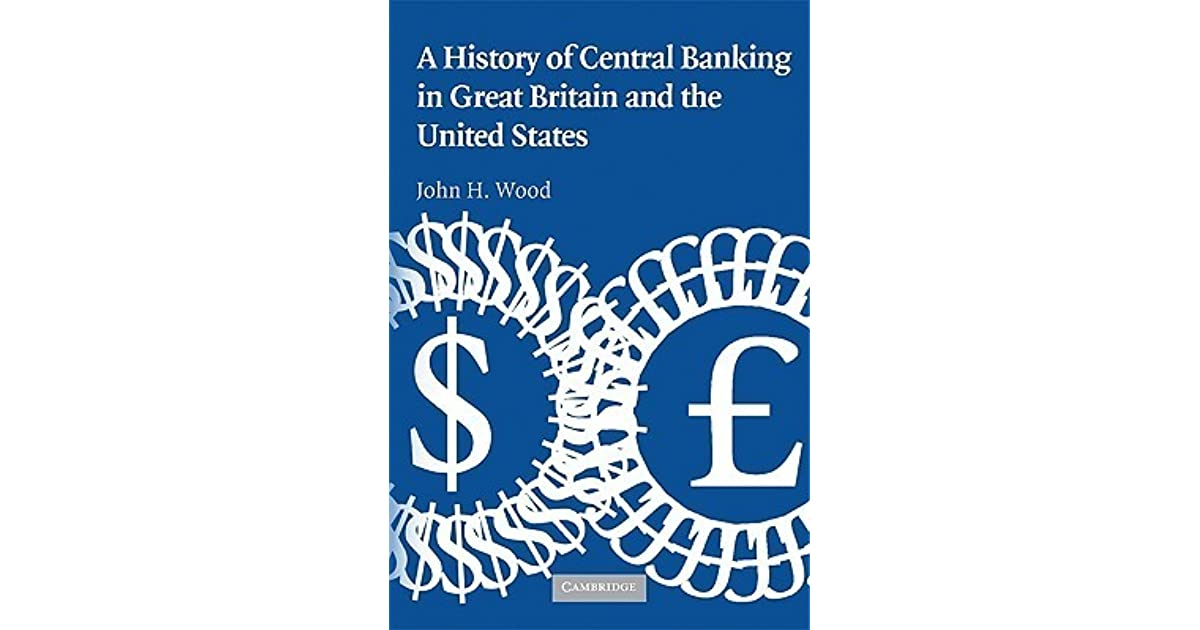 history of central banks book