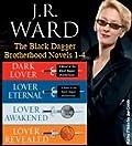 The Black Dagger Brotherhood Novels 1-4