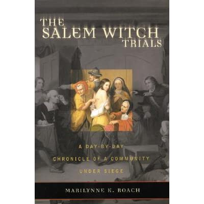 a description of the salem witch hysteria