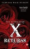 X Returns (Exorsistah, #2)