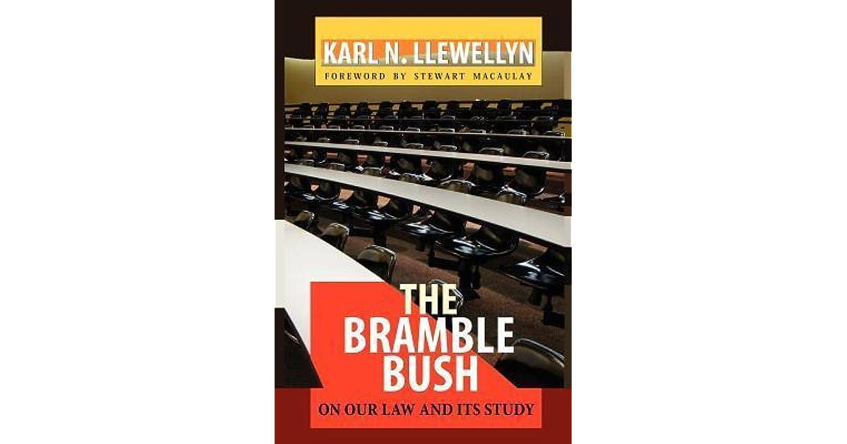 The Bramble Bush (Paperback)