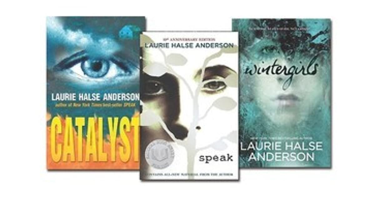 an analysis of the novel wintergirls by laurie halse anderson Laurie halse anderson is a new york times bestselling author known for tackling tough subjects with humor and sensitivityher work has earned numerous ala and state awards two of her books, chains and speak, were national book award finalistschains also received the 2009 scott o'dell award for historical fiction, and laurie was chosen for the 2009 margaret a edwards award.