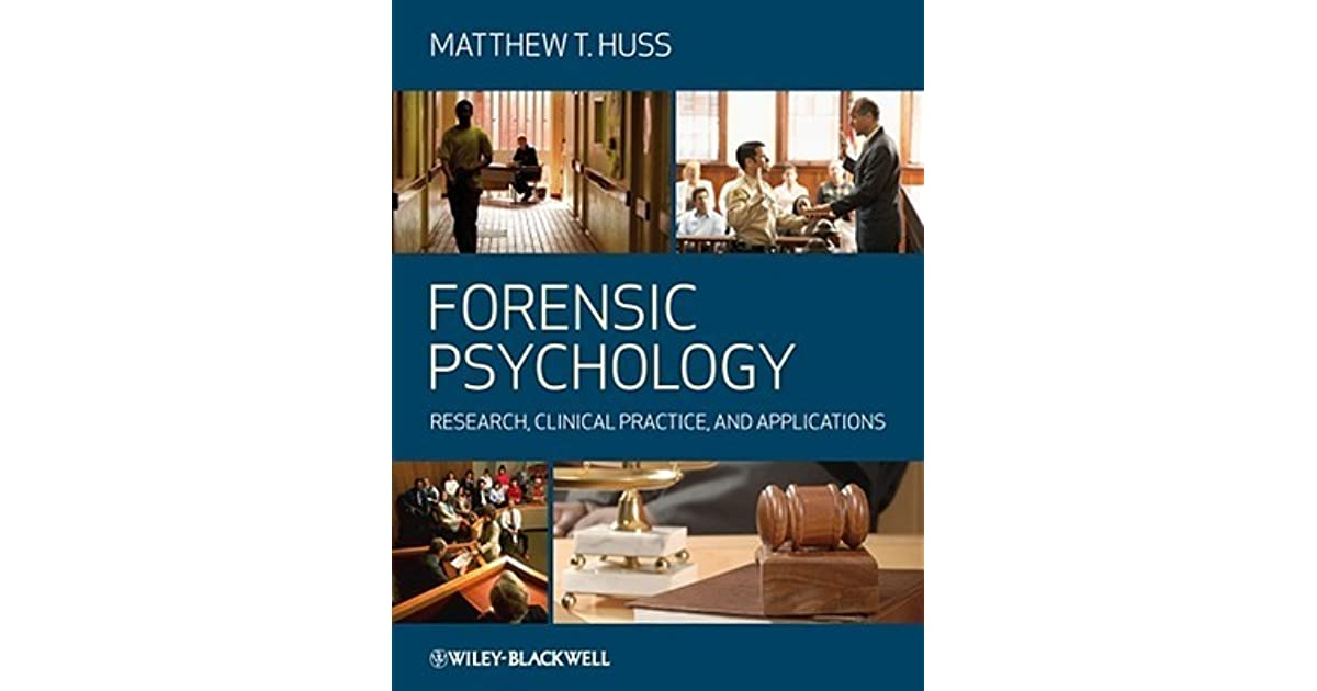 the injustice of forensic psychology Forensic psychology is the intersection between psychology and the justice system it involves understanding fundamental legal principles, particularly with regard to expert witness testimony and the specific content area of concern (eg, competence to stand trial, child custody and visitation.