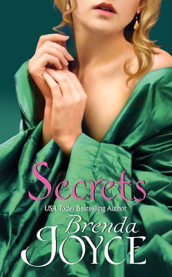 Secrets (Delanza Family, #1),