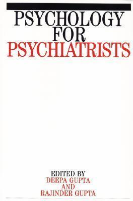 Psychology for psychiatrist