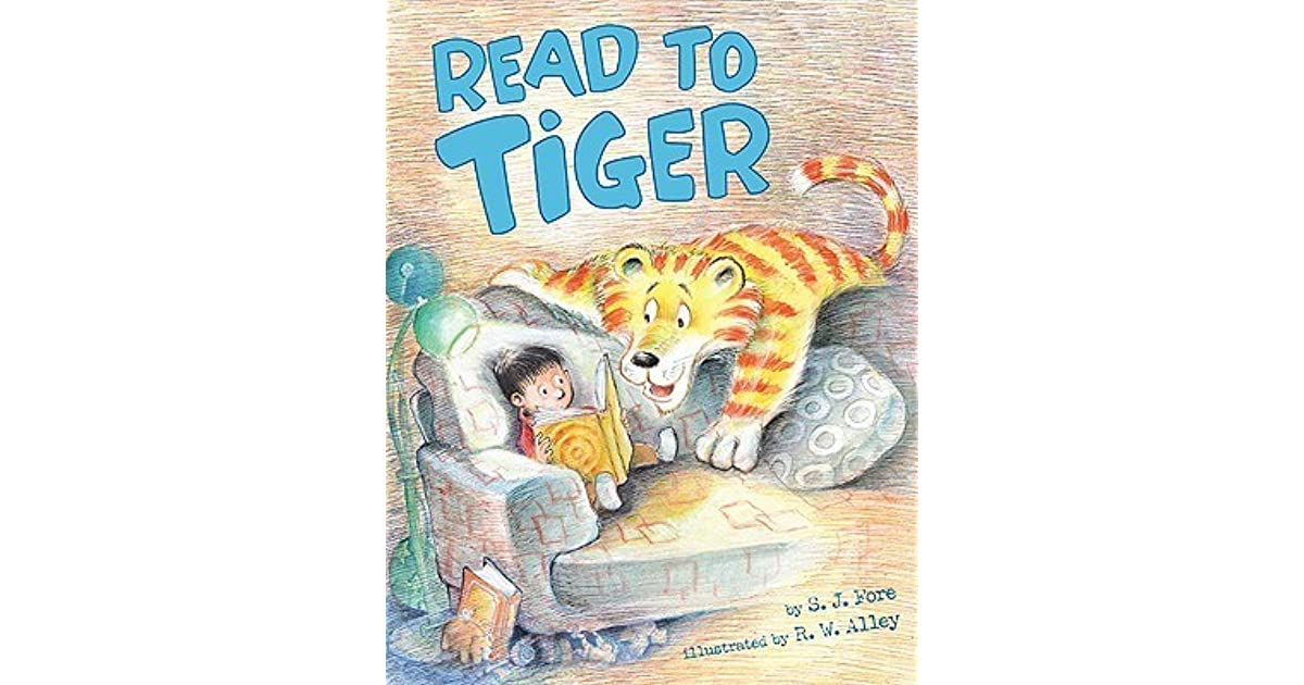 read to tiger by s j fore. Black Bedroom Furniture Sets. Home Design Ideas