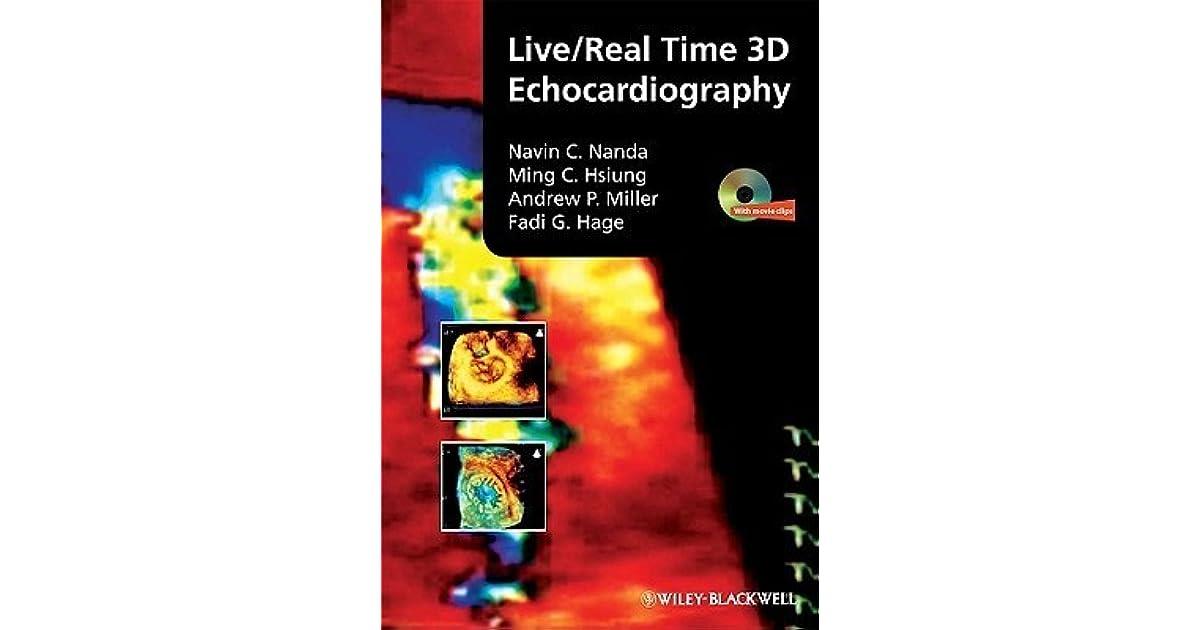 3d Echocardiography Book