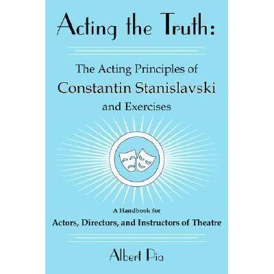 constantin stanislavski essay