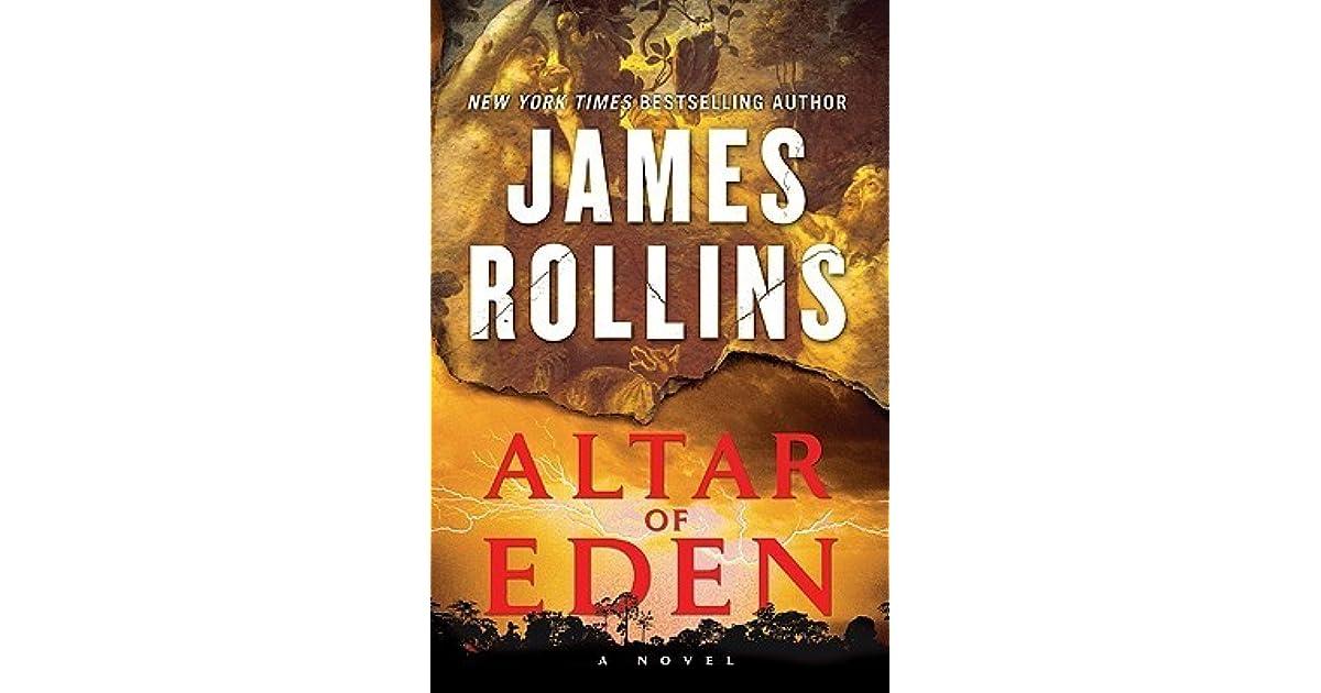 Read Altar Of Eden By James Rollins