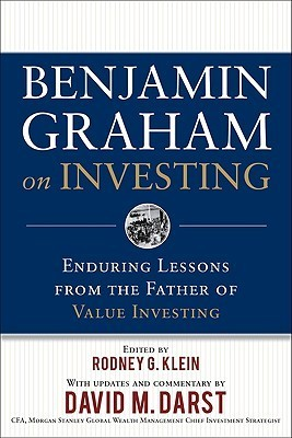 Benjamin Graham on investing