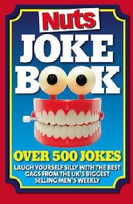 """ Nuts "" Joke Book (Nuts Magazine)"