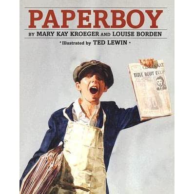 Paperboy by Mary Kay Kroeger — Reviews, Discussion ...