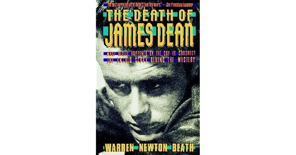 The Death of James Dean by Warren Newton Beath