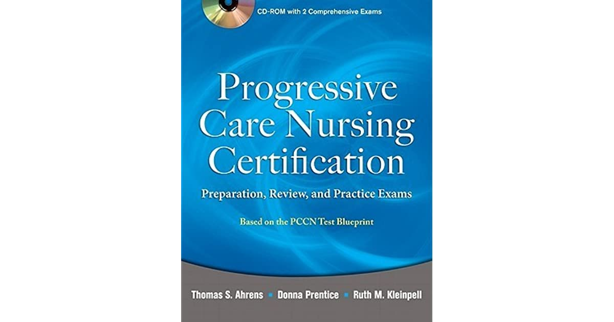 Progressive Care Nursing Certification Preparation Review And